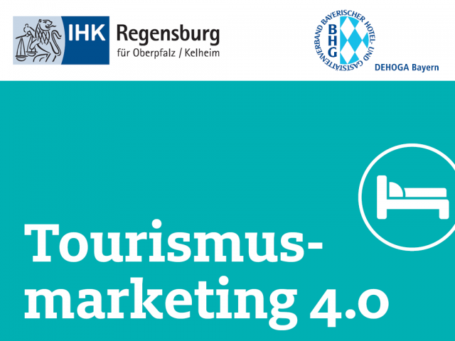 "Einladung ""Tourismusmarketing 4.0"" in Bad Kötzting"
