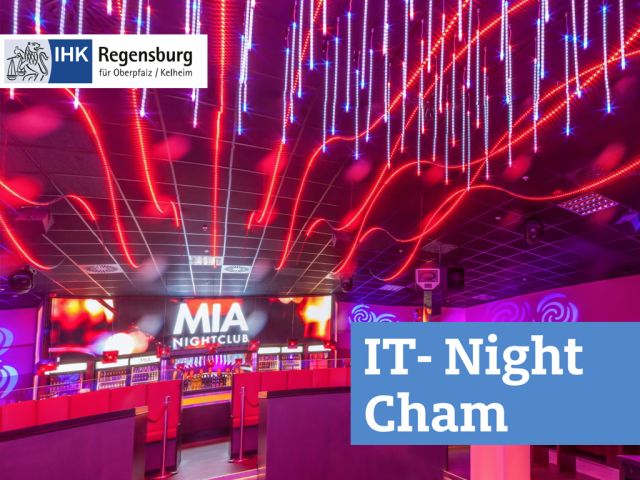 IT-Night Cham: Networking-Event für E-Commerce und Digitalisierung